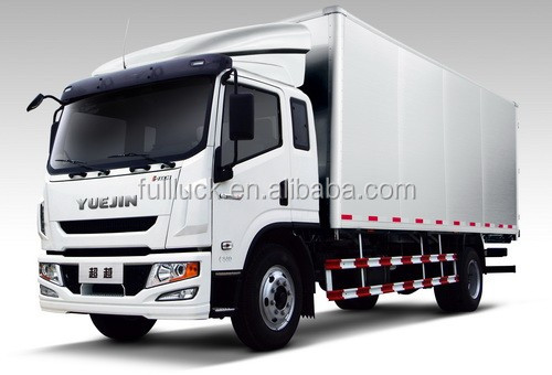 Factory Directly Supply china best IVECO 4*2 125hp van truck
