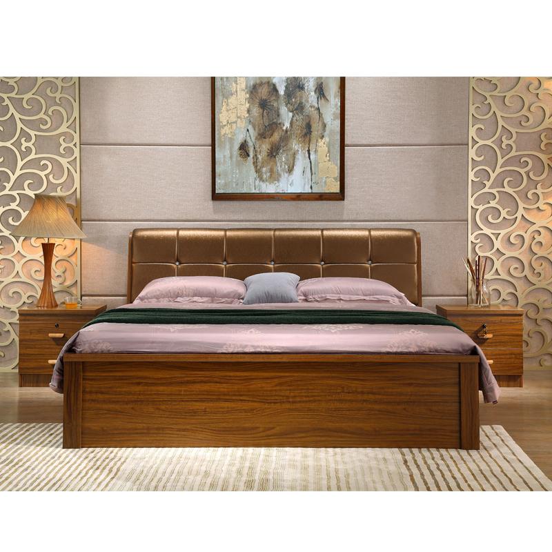 Full Size Contemporary Bed/wardrobe/nightstands/dresser Bedroom Furniture  Set - Buy Bedroom Furniture Set,Interior Design,Bedroom Set Product on ...