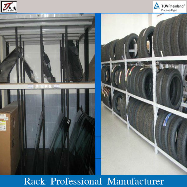 Shandong Jinan rack supplier car accessories storage equipment