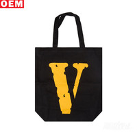 China Manufacture Custom Made Cotton Canvas Shopping Bag With Logo