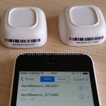 200M long effected range Ibeacon & Eddystone for indoor navigation