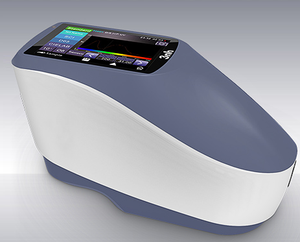 4mm small aperture dental spectrophotometer with whiteness CIE lab scale delta E color check YS3020