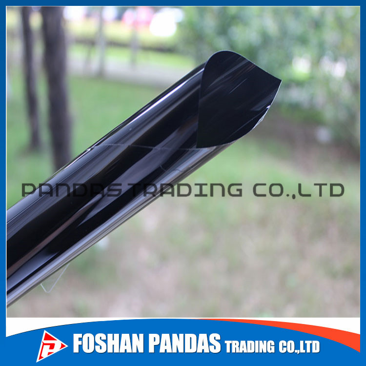 Dyed film /3~5 years not colour fading /auto protective window solar film