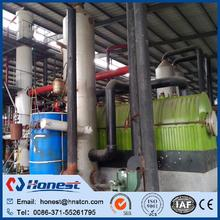 Hot selling waste tyre pyrolysis oil generator with low price
