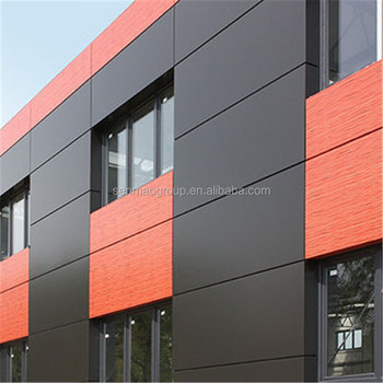 aluminum composite metal sheetcladding panel for hotel decoration - Glass Sheet Hotel Decorating