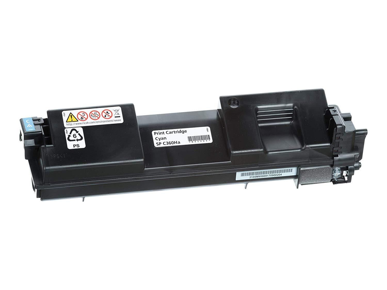 Ricoh Print Cartridge Cyan SP C360HA (408177)