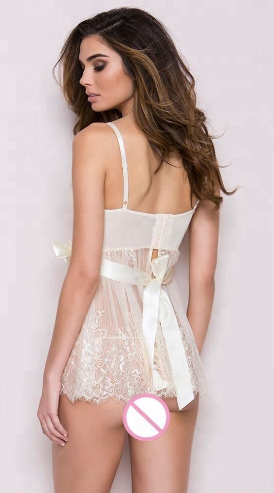 hot naakt lingerie modellen