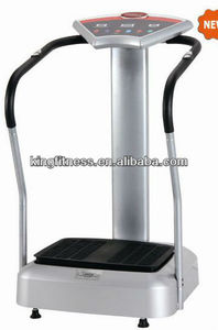 KINGFITNESS----NEW CRAZY FIT VIBRATION PLATE,Oscillating Power MASSAGE,Exercise Fitness MACHINE