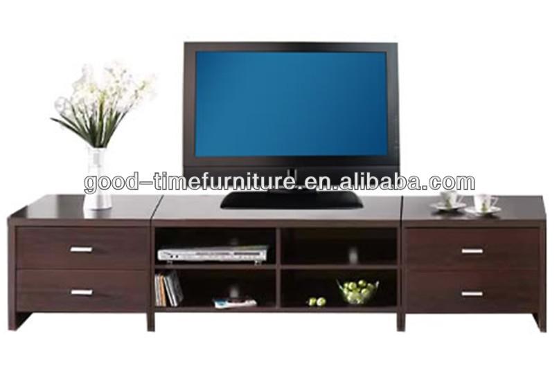 Melamine Wooden Panel Tv Stand