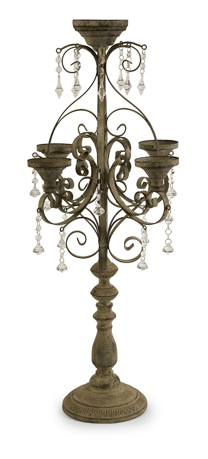 Exceptionnel Get Quotations · Magy Candle Chandelier Tabletop Candlelighting