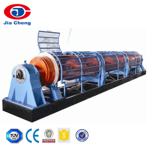 Cable Making Equipment - Tubular Stranding Machine