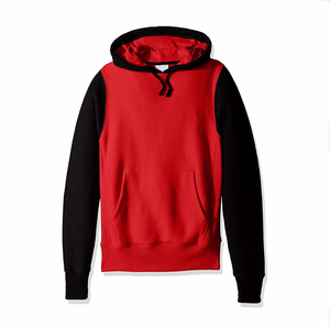 garment buyer in usa french terry hoodies sweatshirt 60 cotton 40 polyester  hoodie pullover blank oem clothing manufacturing