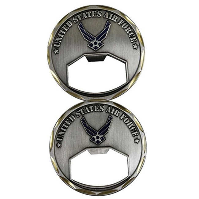 Custom masonic collectible US challenge coins