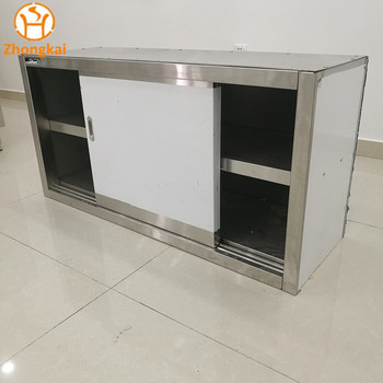 Manufacturer Industrial Commercial Storage Stainless Steel Wall Mounted Kitchen Hanging Cabinets & Manufacturer Industrial Commercial Storage Stainless Steel Wall ...