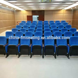 Cheap fixed audience seating auditorium chair