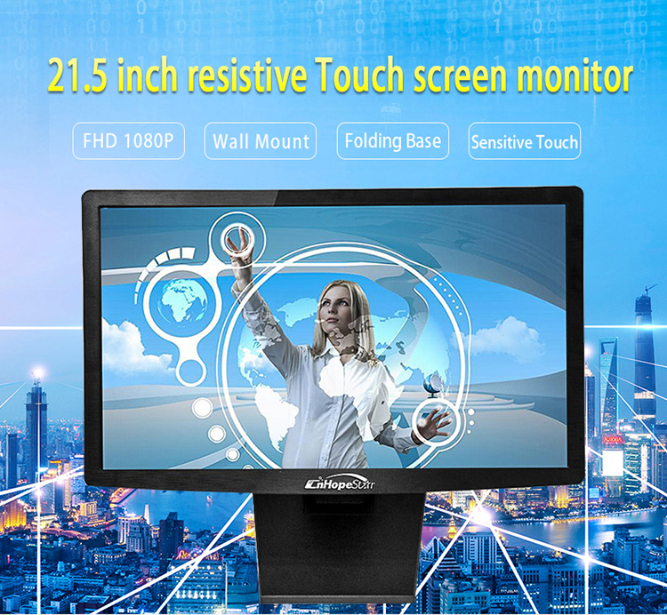 Wholesale Cheap Cash Register Touch Screen Pos System Touch Monitor 21.5