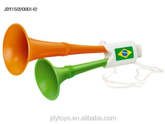 Hot sale soccer fans trumpethornwholesale china plastic kid toy hot sale soccer fans trumpethorn wholesale china plastic kid toy trumpet bugle sciox Choice Image