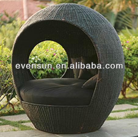 1pc luxus rattan garten hund bett mit kissen bett und. Black Bedroom Furniture Sets. Home Design Ideas