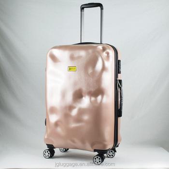 03a84ac7c ABS + PC ligero claro de aerolite roto retro bolsa de viaje de equipaje