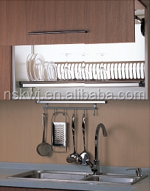 room size with design b creative pictures rack of dish accordion ideas medium hidden cabinet under laundry drying kitchen remodel