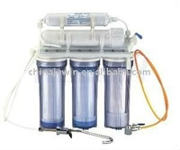 Popular Undersink Pp Activated Carbon 3 Stage Water Filter