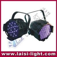 led par light 36 x 3w color Disco stage RGB UV PAR light