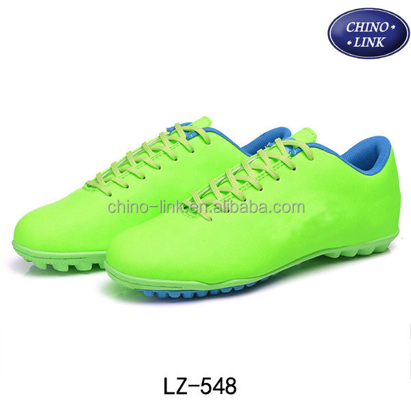 Wholesale man indoor american quality cheap Soccer boots football shoes