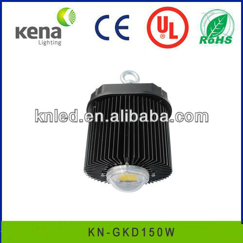 Industrial Light 200WATT LED High Bay Light and High brightness COB ip65 Waterproof 150w LED High Bay lighting/lamp made in chin