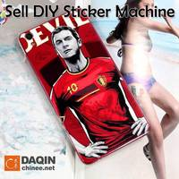small business opportunities of mobile phone skin DIY machine