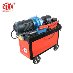 14-40mm High Speed Three Thread Rolling Machine