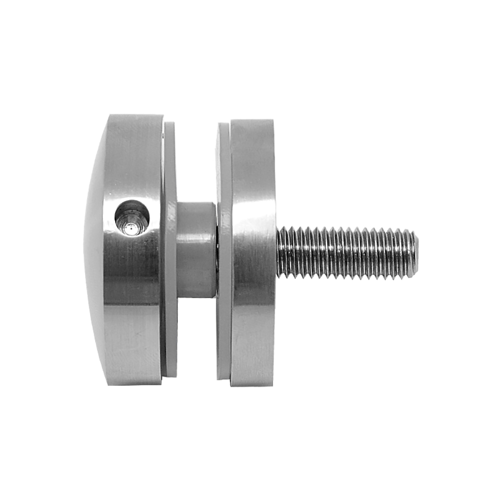 Stainless Steel Glass Standoff Bracket Clamp For Frameless Railing