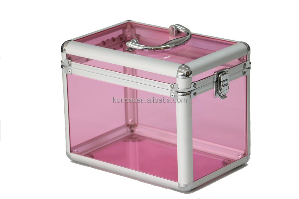 9f5229c36 Acrylic Box Lock / Handle , Acrylic Cosmetic Case and Transparent Acrylic  Cosmetic Case , Acrylic