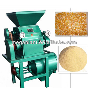 Efficiency MG-6FY-20 indian corn flour milling machine for sale