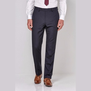409f5583cb5 New Fashion Mens Business Formal Suit Pants Slim Fit Design Men Trouser