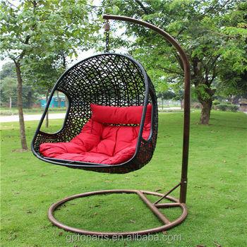 patio swings indoor funiture outdoor furniture rattan swing chair garden rattan nest swing - Patio Swings