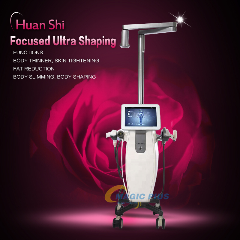 China portable focused RF ultrasound cavitation body slimming machine price