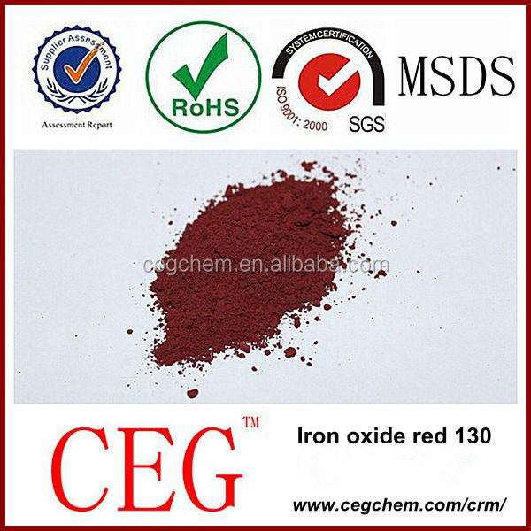 iron oxide red pigment 130