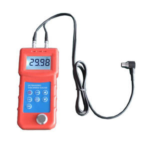 Handheld Digital Ultrasonic Thickness Gauge,Metal Thickness Meter 1-280mm 0.01mm UM6800