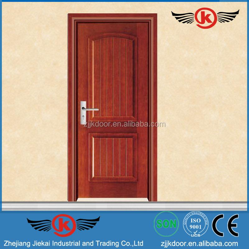 Jk-w9037 Main Door Teak Wood/pdf Wood Door/plain Wood Bedroom Door ...