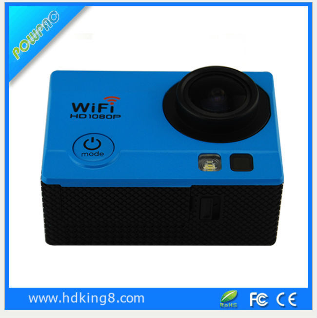 Full hd 1080P sj4000 wifi action camera with remote control sj4000 newest wifi remote control waterproof sport camera