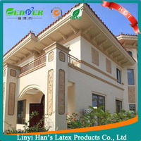 China manufacture acrylic exterior wall paint for building