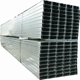 galvanized structural steel window profiles