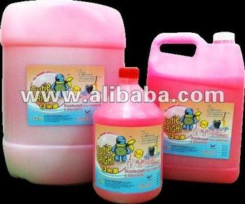Fußboden Reiniger ~ Cutie bright 2 in 1 wc reiniger und desinfektionsmittel