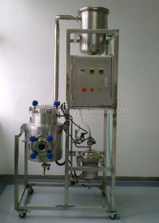 10liters Cinnamon Oil Extract Machines Plant Essential Oil