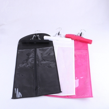 Black Pink White Hair Extension Carrier Storage Suit Case Bag And Hanger Extensions