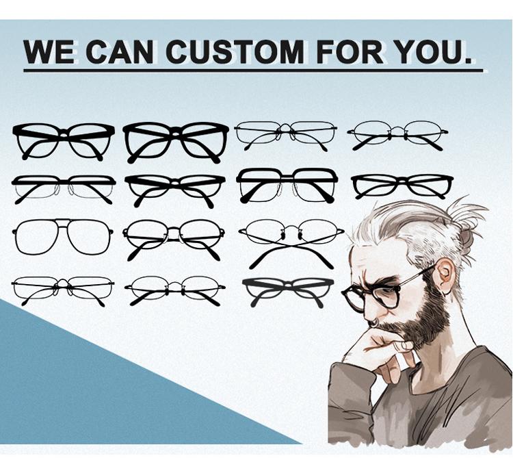 2019 Acetate Custom Flip Up Cover Clip On Sunglasses