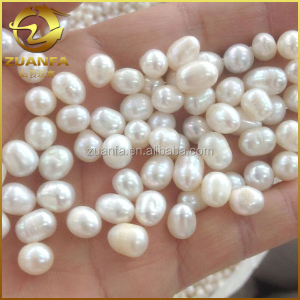 aaa quality zhuji pearl supplier freshwater loose round fancy pearl beads