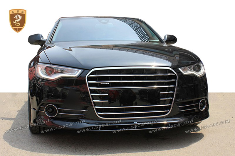 for 2003 2005 audi a6 body kits a bt style bumpers buy. Black Bedroom Furniture Sets. Home Design Ideas