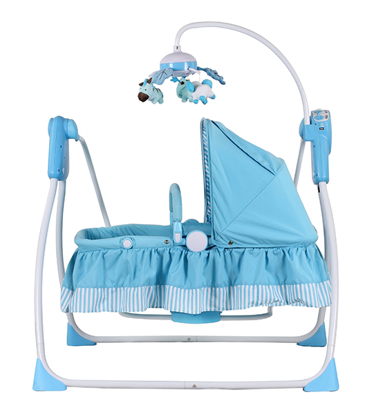 Pleasing Automatic Baby Blue Rocking Chair Buy Baby Electronic Cradle Folding Baby Cradle Unique Baby Cradles Product On Alibaba Com Machost Co Dining Chair Design Ideas Machostcouk