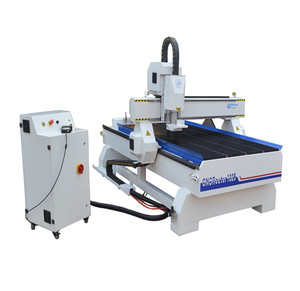 1300*2500mm SYNTEC control 1325 9kw HSD 8 tools ATC 3 Axis wood doors making big z axis wood molding machine price
